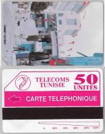 PHONE CARD- URMETTUNISIA (E22.19.5 - Tunisie
