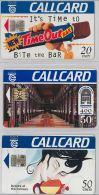 LOT 3 PHONE CARD- IRLANDA (E23.3.4 - Irlanda