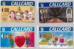 LOT 4 PHONE CARD- IRLANDA (E23.5.1 - Irlanda
