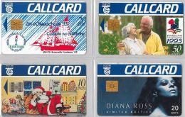 LOT 4 PHONE CARD- IRLANDA (E23.6.1 - Irlanda