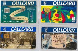 LOT 4 PHONE CARD- IRLANDA (E23.9.1 - Irlanda