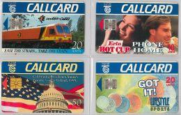 LOT 4 PHONE CARD- IRLANDA (E23.10.5 - Irlanda