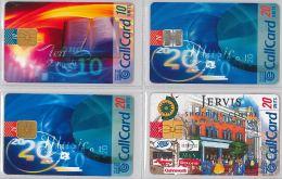LOT 4 PHONE CARD- IRLANDA (E23.12.5 - Irlanda