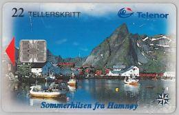 PHONE CARD- NORVEGIA (E23.17.6 - Norway