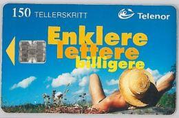 PHONE CARD- NORVEGIA (E23.17.7 - Norway