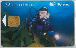 PHONE CARD- NORVEGIA (E23.18.2 - Norway