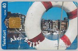 PHONE CARD- NORVEGIA (E23.18.6 - Norway
