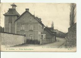 LOBBES.... Villa Hollandaise ( Sur Dessus Lég Abimé). - Lobbes