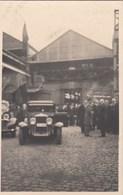 HOBOKEN / ANTWERPEN / BEZOEK VAN KONING ALBERT I 31.03.1930 / AANKOMST VAN DE TREIN - Antwerpen