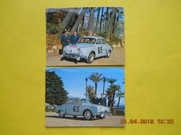 Rallye De Monte Carlo 1958 ,2 Cp - Rally Racing