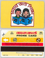 PHONE CARD-  URMETBANGLADESH (E24.2.2 - Bangladesh