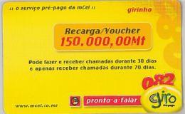 PHONE CARD- MOZAMBICO (E24.3.8 - Mozambique