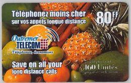 PREPAID PHONE CARD- ANTILLE FRANCESI (E24.3A.5 - Antilles (French)