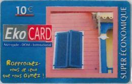 PREPAID PHONE CARD- ANTILLE FRANCESI (E24.4.8 - Antilles (French)