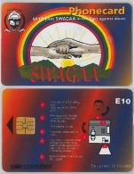 PHONE CARD- SWAZILAND (E24.10.5 - Swaziland