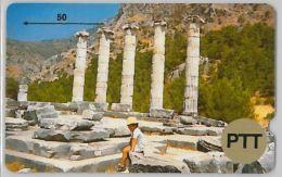 PHONE CARD- TURCHIA (E24.12.3 - Turkey