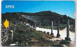 PHONE CARD- TURCHIA (E24.13.2 - Turkey