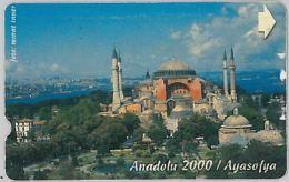 PHONE CARD- TURCHIA (E24.14.7 - Turkey