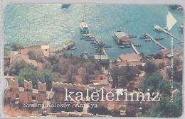 PHONE CARD- TURCHIA (E24.15.7 - Turkey