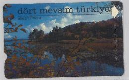 PHONE CARD- TURCHIA (E24.16.3 - Turkey