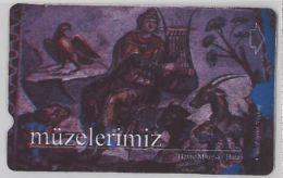 PHONE CARD- TURCHIA (E24.16.6 - Turkey