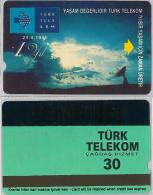 PHONE CARD- TURCHIA (E24.17.3 - Turkey
