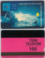 PHONE CARD- TURCHIA (E24.17.4 - Turkey