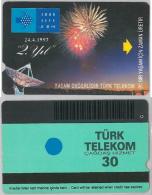 PHONE CARD- TURCHIA (E24.17.5 - Turkey