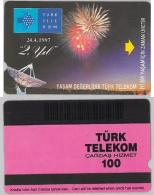 PHONE CARD- TURCHIA (E24.17.6 - Turkey