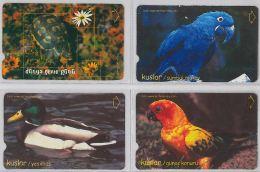 LOT 4 PHONE CARD- TURCHIA (E24.23.5 - Turkey