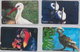 LOT 4 PHONE CARD- TURCHIA (E24.24.1 - Turkey