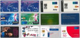 LOT 6 PHONE CARD- TURCHIA (E24.28.1 - Turkey