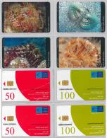 LOT 4 PHONE CARD- TURCHIA (E24.33.1 - Turkey