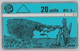 PHONE CARD- ARUBA (E25.1.3 - Aruba