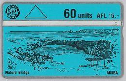 PHONE CARD- ARUBA (E25.1.4 - Aruba