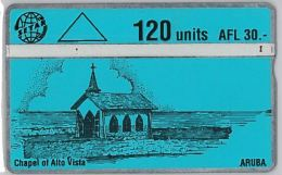 PHONE CARD- ARUBA (E25.1.5 - Aruba