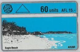 PHONE CARD- ARUBA (E25.1.8 - Aruba
