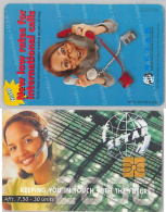 PHONE CARD- ARUBA (E25.3.1 - Aruba