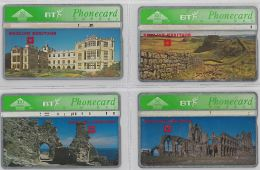 LOT 4 PHONE CARD- REGNO UNITO (E25.8.1 - BT General Issues