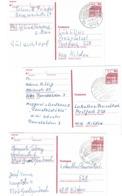 3 Briefkaarten Duitsland / Allemagne / Deutschland / Germany - Vari