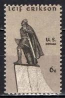STATI UNITI - 1968 - LEIF ERIKSON - MNH - Stati Uniti