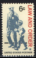 STATI UNITI - 1968 - LEGGE E ORDINE - MNH - Stati Uniti