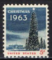 STATI UNITI - 1963 - NATALE LAICO - ALBERO DI NATALE - MNH - Stati Uniti
