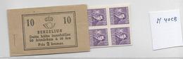 1939 MNH Booklet Mi 272BD (10 Pairs)  Sweden, Postfris - Boekjes