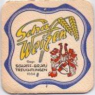 #D202-003 Viltje Schäff-Bräu - Beer Mats