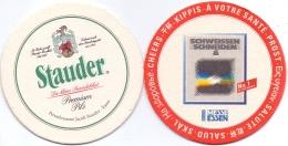 #D202-007 Viltje Stauder - Beer Mats