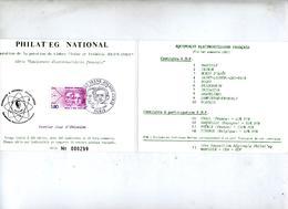 Carte Fdc 1982 Paris Curie + Hommage Edf - FDC