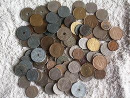 LOT MONNAIES De BELGIQUE - 530 GRAMMES  - Années Variées - Coins & Banknotes