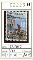 Island - Iceland - Islande - Michel 371 - Oo Oblit. Used Gebruikt - 1944-... Republik