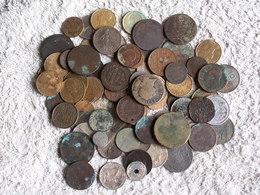 MONNAIES-  Mélange - 420 Gr - Dont Très Anciennes à Identifier - Lots & Kiloware - Coins